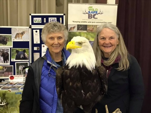 donna & mary at bald eagle festival.jpg