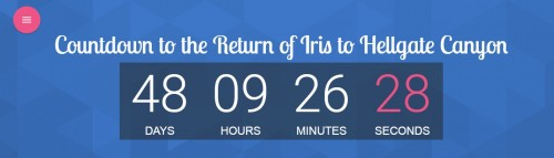hellgate count down to the returne of iris.jpg